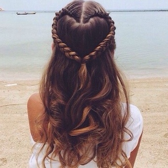 Valentine's Hairstyle idea's